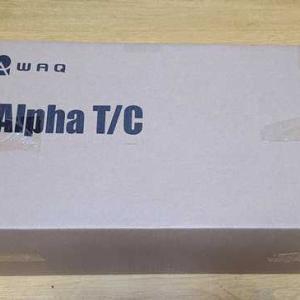 NEWテント WAQ Alpha TC 購入♪