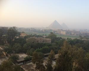 エジプトに行きます。