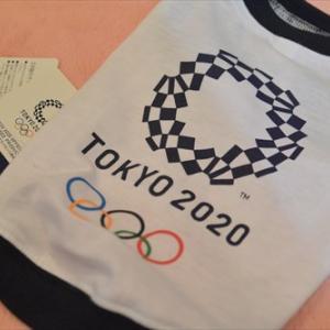 ★オリンピックの応援ユニフォーム♪