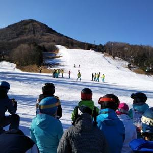 鹿沢で指導者研修会に参加しました。