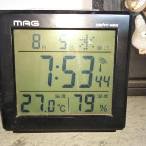暑い夏と断熱性