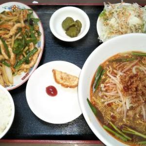 お昼ご飯は台湾系
