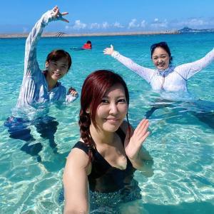 沖縄本島から行ける一押し離島!「水納島」