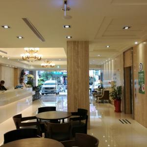 台湾 高雄で宿泊したホテル