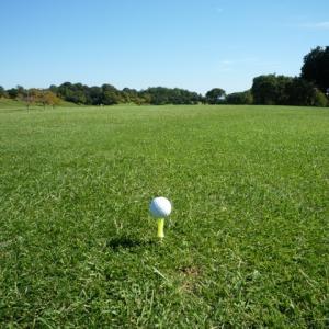 100切りを目指すビジネスマンゴルファー・・・・・顔をあげよう、ボールばかり見てないで