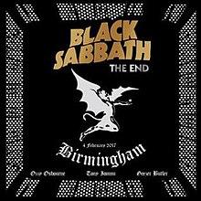 BLACK SABBATH 「The End」