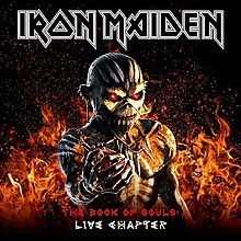 IRON MAIDEN 「The Book of Souls: Live Chapter」