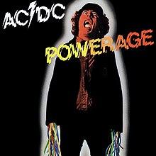 AC/DC 「Powerage」