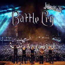 JUDAS PRIEST 「Battle Cry」