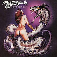WHITESNAKE 「Lovehunter」