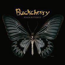 BUCKCHERRY 「Black Butterfly」