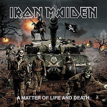 IRON MAIDEN 「A Matter of Life and Death」