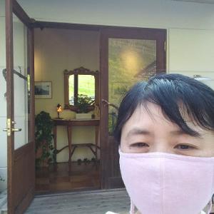 竹布マスクと機能性マスク