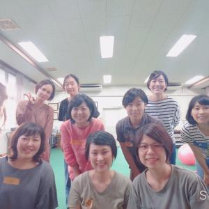 発達支援コーチ初級、福岡からトレーナーさんがきたよ♪