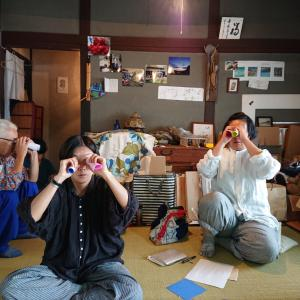 【レポ】目育ワークショップ&イノチグラス作製@福山市