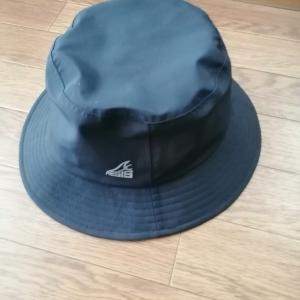釣りに最高。ワークマンの透湿防水の帽子を購入。
