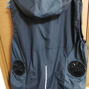船釣りに空調服(扇風機付きの服)を買ってみた。