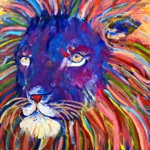 美憂ちゃんの最新作『ライオン』