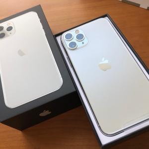 iPhone11 Pro 購入!