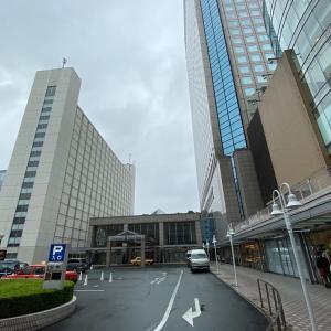 またまた!品川プリンスホテルですよ。