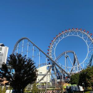 湯島天満宮へお礼参りに行きました。