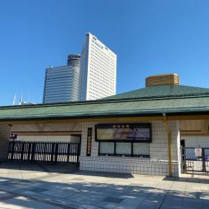 '20年02月 両国:国技館にある相撲博物館