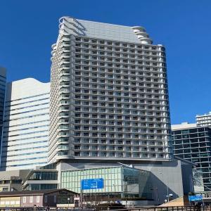 横浜STAY 横浜ベイホテル東急客室編 20年前と比較!