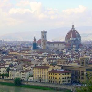 イタリア紀行 フィレンツェ:参加者スリ被害に遭う