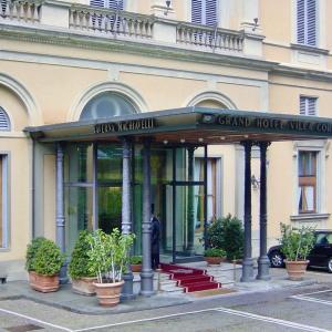 イタリア紀行 フィレンツェ:GRAND HOTEL VILLA CORA(ランチ)