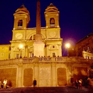 イタリア紀行 ローマ:スペイン広場