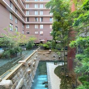 26年ぶりの宿泊!京都東急ホテル