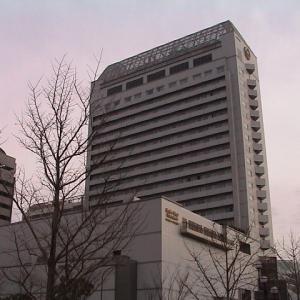 想い出のホテル「神戸ベイシェラトン」