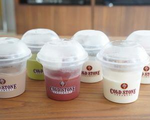 お家でコールドストーンのアイスクリーム