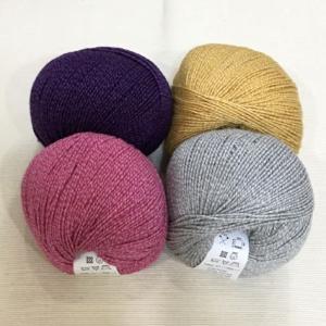 編みたいものがたくさん!!