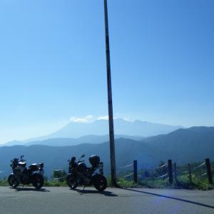 バイク師匠と飛騨へ