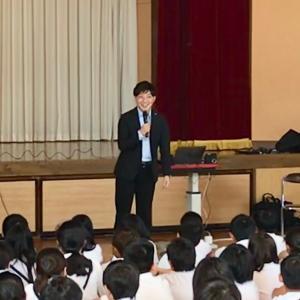 小学校5年生、小学校6年生対象 LGBT人権講演会 性の多様性 和歌山→大阪府 泉佐野市 講師