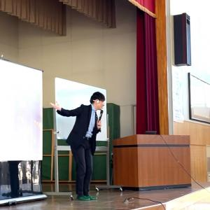 新潟県 村上市 LGBTQ 人権教育 小学校PTA講演会 講師 人権問題講演会 性自認 清水展