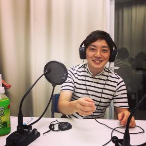 今日はラジオでした  四国 中国エリア  BFM791  日本LGBT協会 清水展人