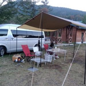 一年ぶりのキャンプ!
