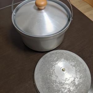 鍋蓋のツマミ