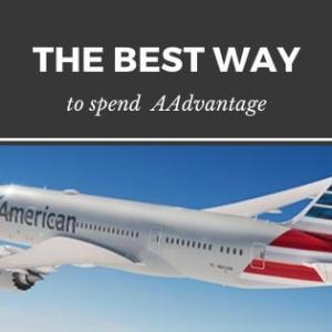 アメリカン航空マイル AAdvantage のお得な使い方