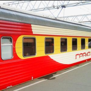 ロシアの豪華寝台列車を予約する グランドエクスプレスとレッドアロー号【徹底解説】