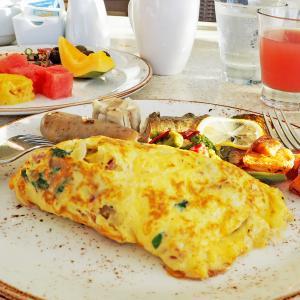 シェラトンワイキキ「カイ・マーケット」の朝食ビュッフェ