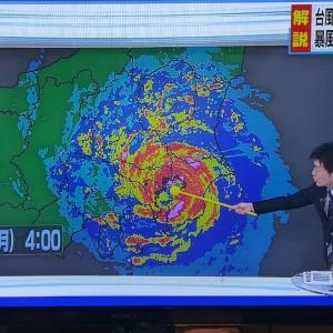台風と次回訪タイ予定
