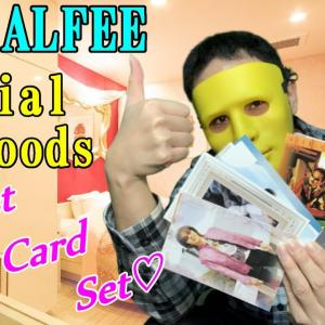 【THE ALFEE】Special Goods ☆ Post Card Set ♡