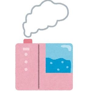 暖冬と湿度・結露の関係