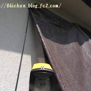 一条工務店オリジナルサッシの暑さ対策も外部遮熱が基本