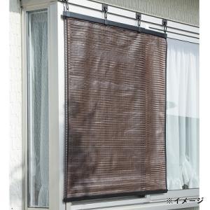 西日の当たる窓の遮熱対策案を考えてみた