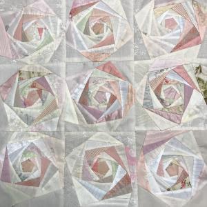 ばら、バラ、薔薇3種類のパターンで♪