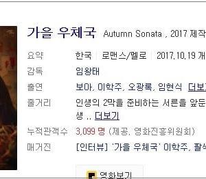 韓国映画と13親等の男